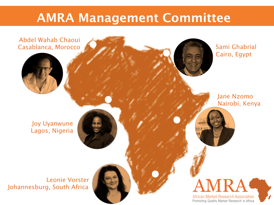 The Launch of African Market Research Association (AMRA ...