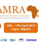 Counting Down, The Biggest Market Research Conference in Africa!