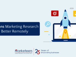 3 Reasons Marketing Research is Better Remotely